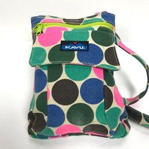 KAVU Keeper Crossbody Messenger Shoulder Bag